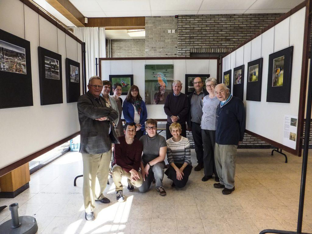 1 Dafofi exhibition, members