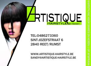 Artistique Hairstyle by Sandy